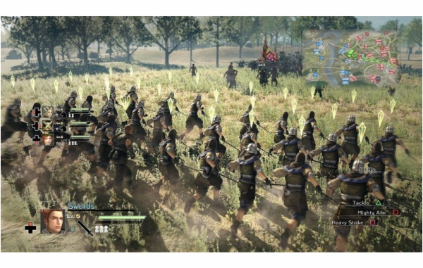 PS3 Bladestorm: The Hundred Years War