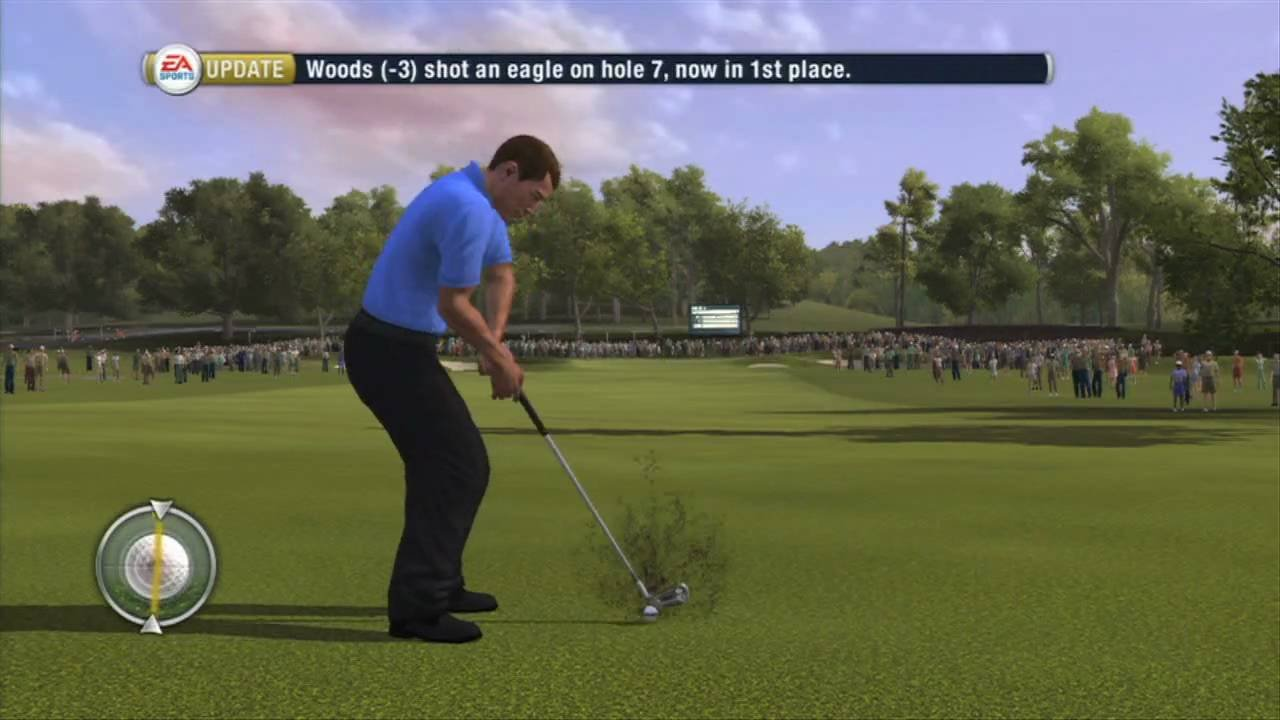 PS3 Tiger Woods PGA Tour 10