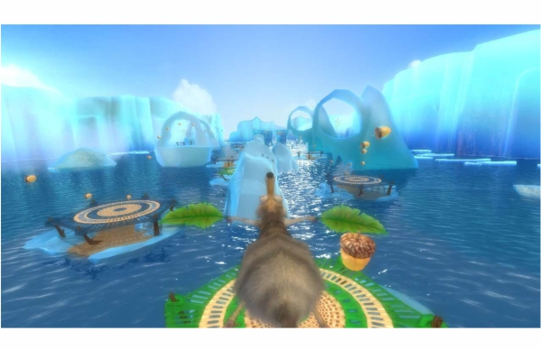 Wii Ice Age 4:Continental Drift