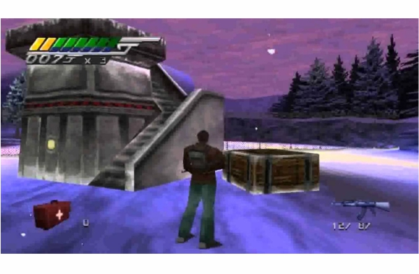 PS1 Tomorrow Never Dies