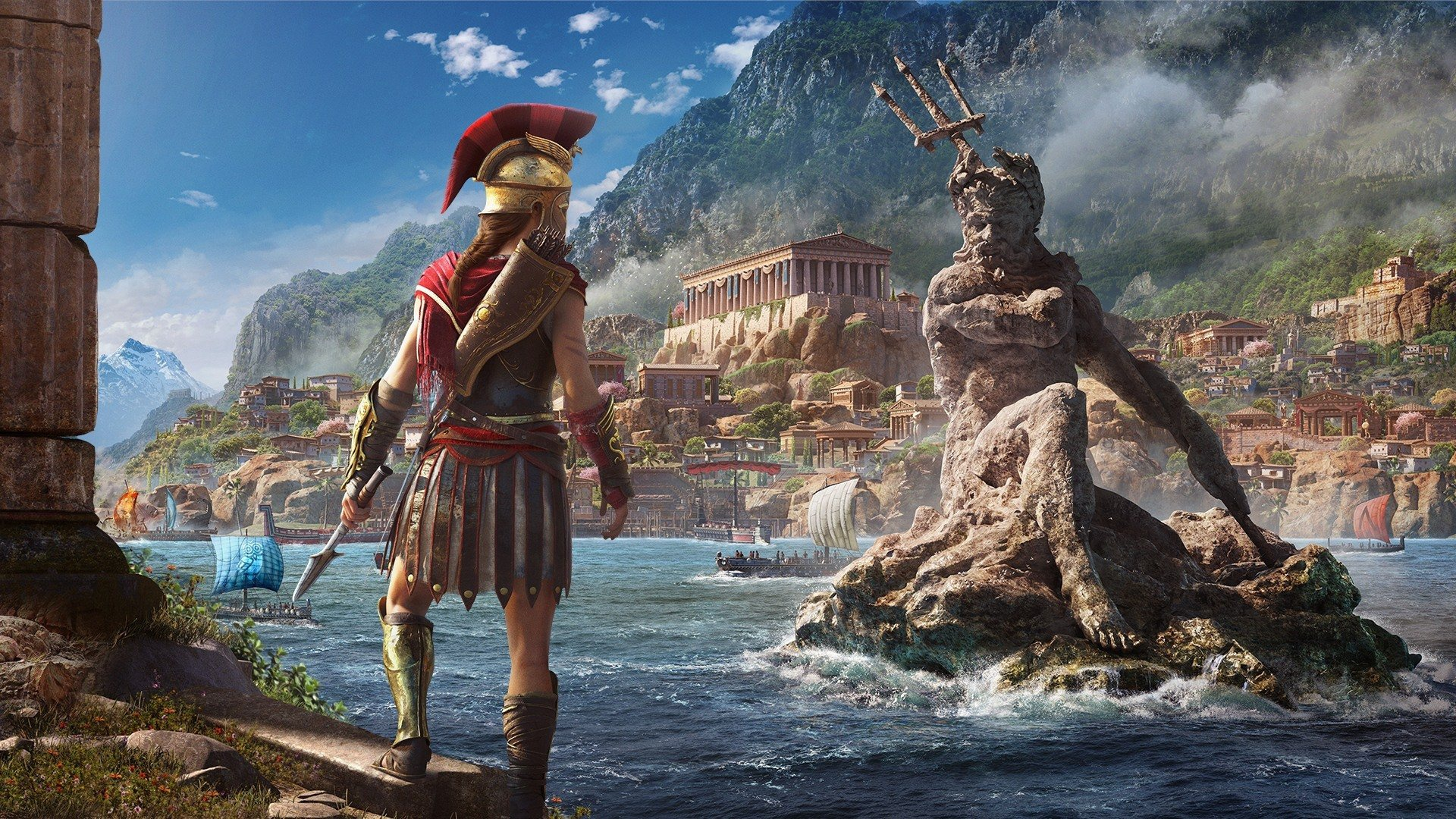 PS4 Assassins Creed: Odyssey CZ