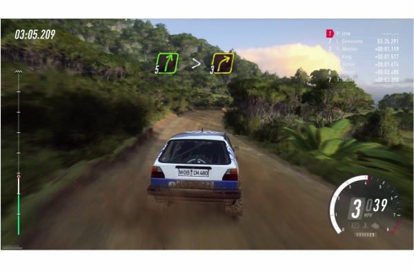 PS4 DiRT Rally 2.0
