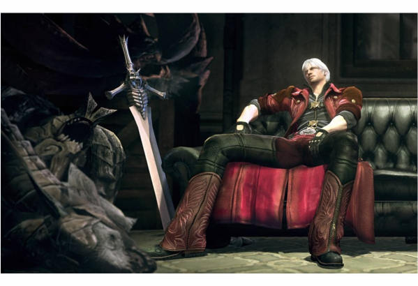 PS4 Devil May Cry - HD Collection