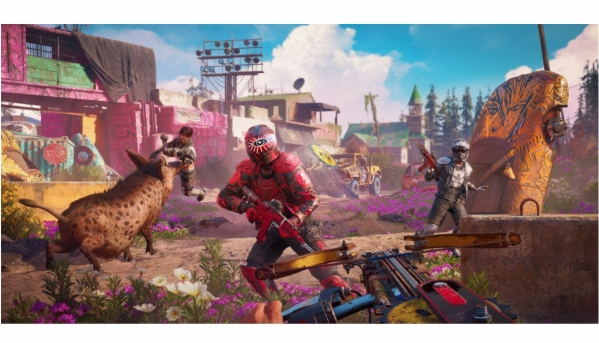 PS4 Far Cry New Dawn CZ
