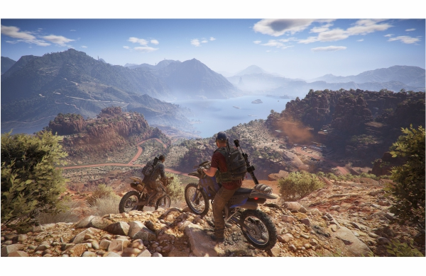 PS4 Tom Clancys Ghost Recon: Wildlands