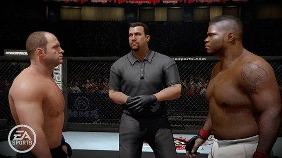 PS3 EA Sports MMA: Mixed Martial Arts