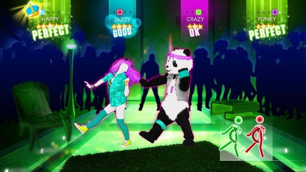 XBOX 360 Just Dance 2014