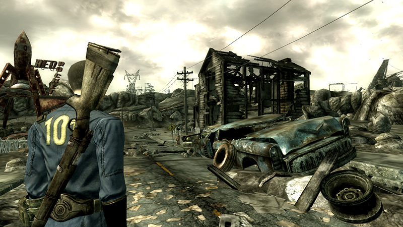 XBOX 360 Fallout 3: Game of the Year Edition