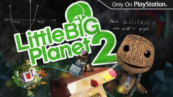 PS3 Little Big Planet 2 Limited collectors steelbook