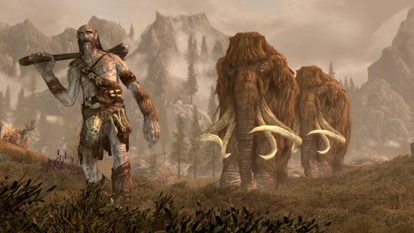 PS4 The Elder Scrolls 5: Skyrim VR