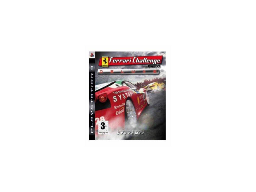 PS3 Ferrari Challenge Deluxe