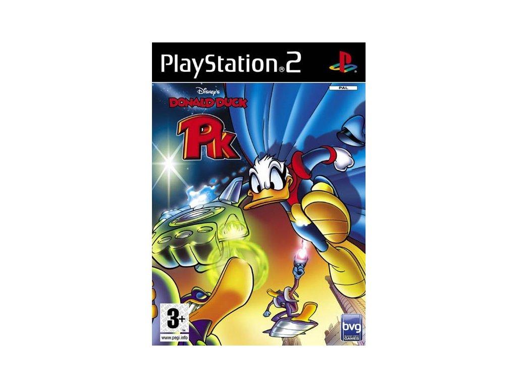 PS2 Disney´s Donald Duck PK