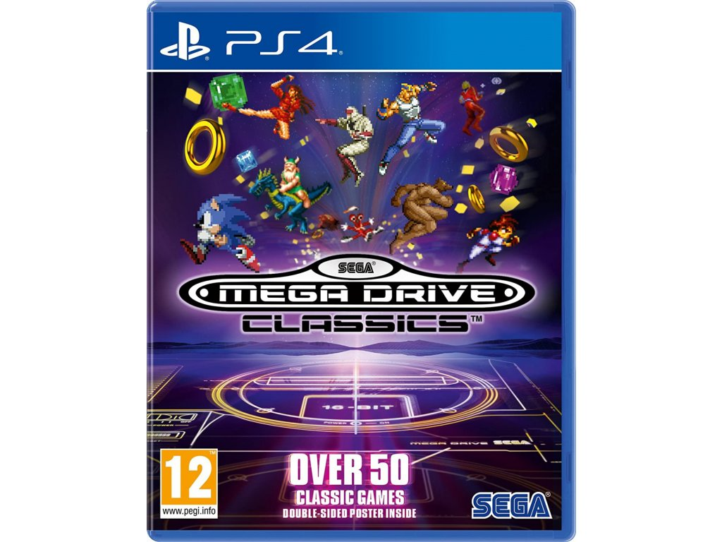PS4 Sega Mega Drive Classics
