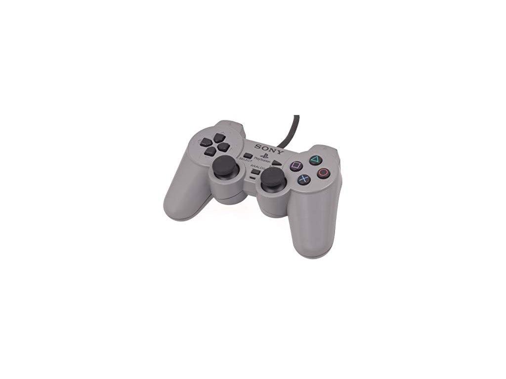 PS1 dualshock