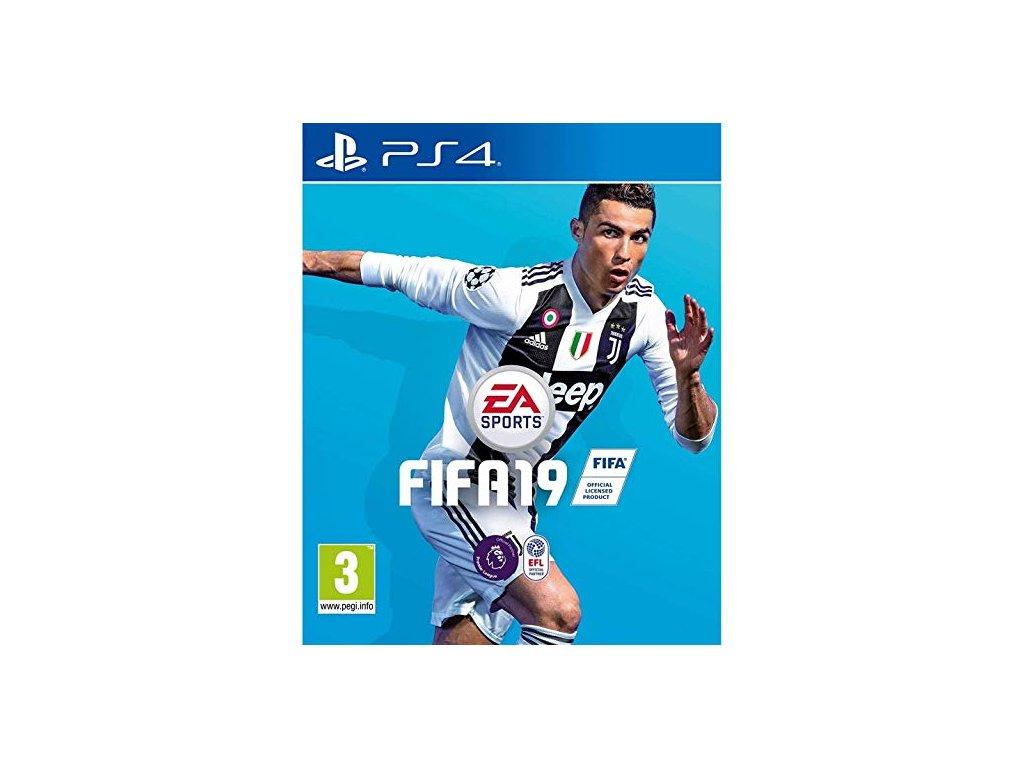 PS4 FIFA 19 (ENG)
