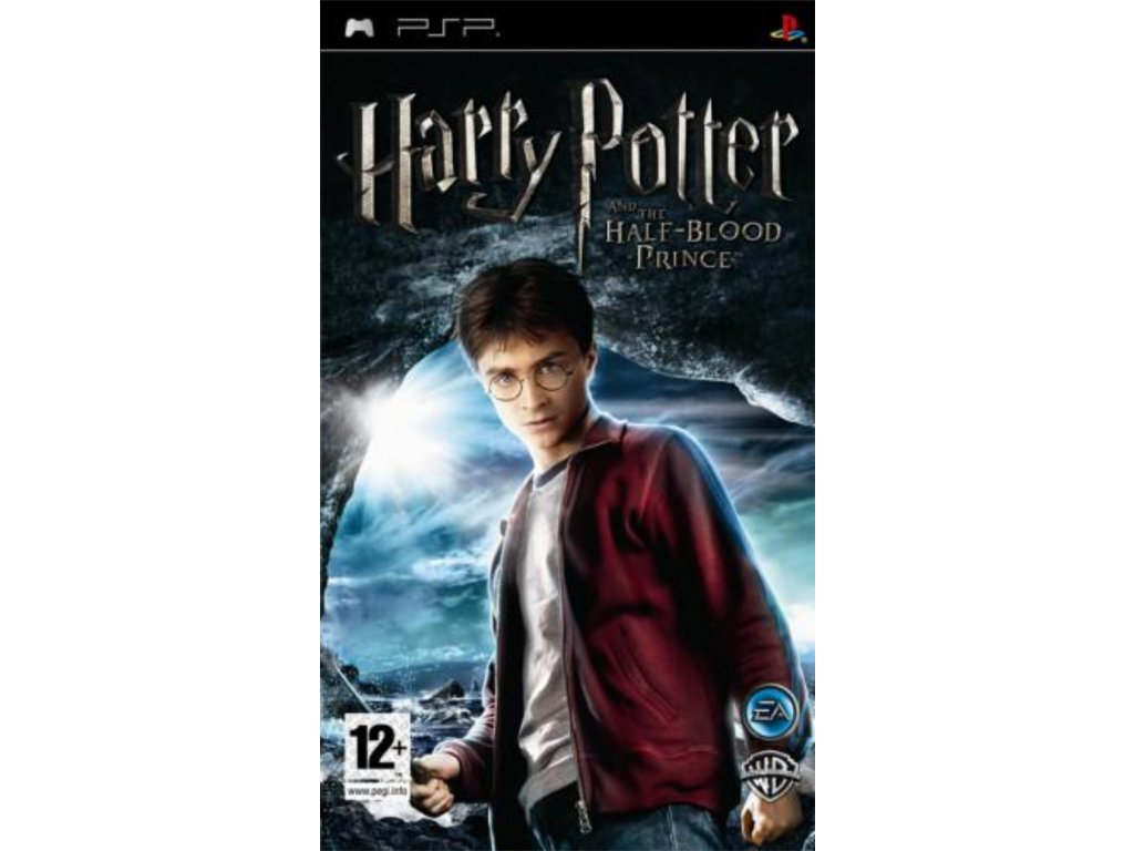 psp Harry Potter and the Half Blood Prince