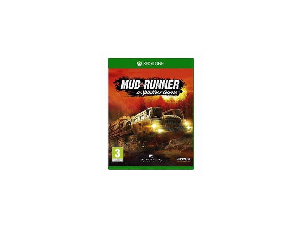 XBOX ONE Spintires MudRunner