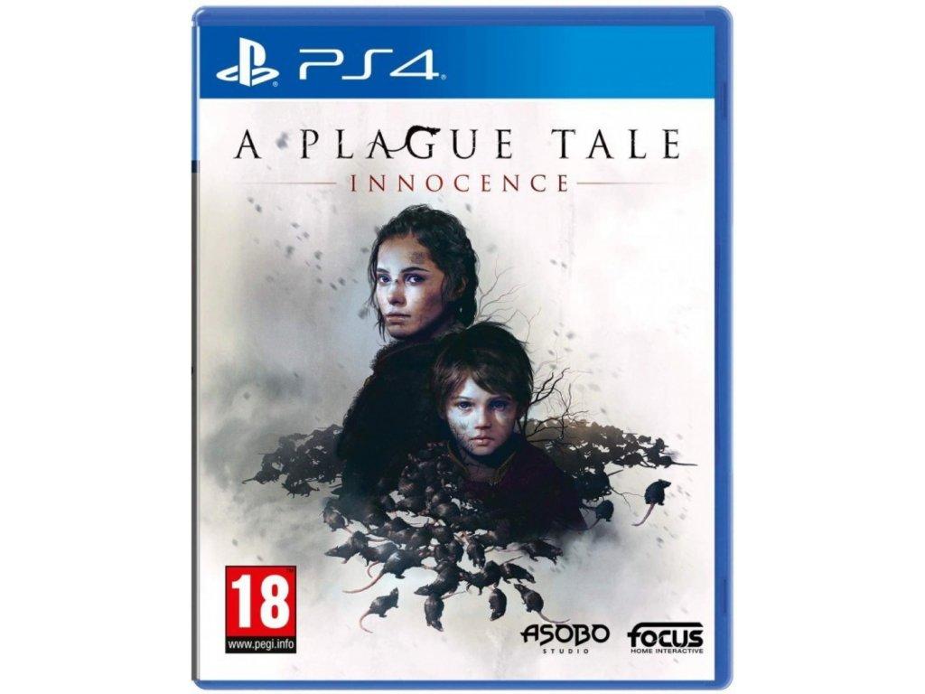 PS4 A Plague Tale Innocence CZ