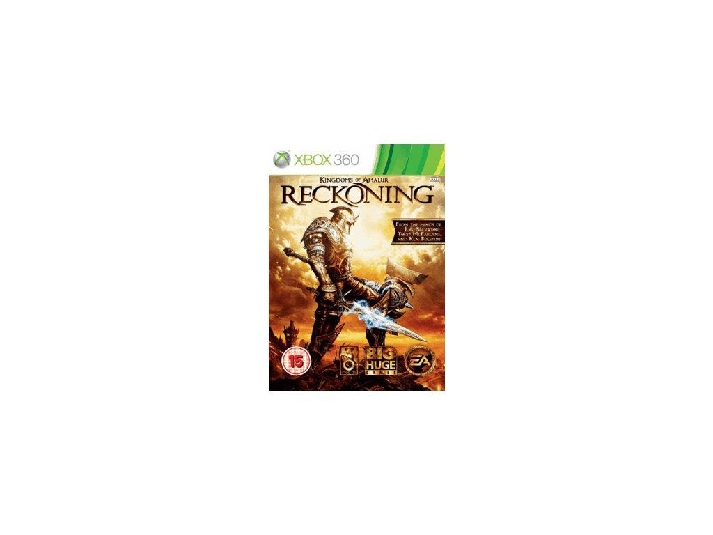 XBOX 360 Kingdoms of Amalur: Reckoning