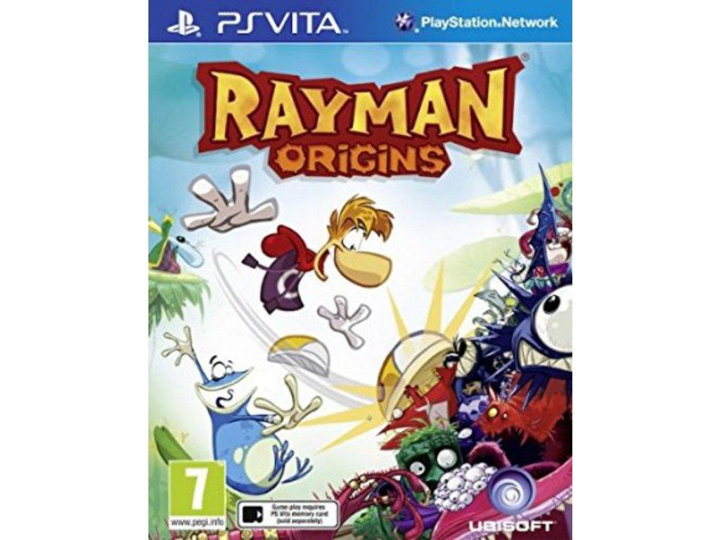 PS VITA Rayman Origins