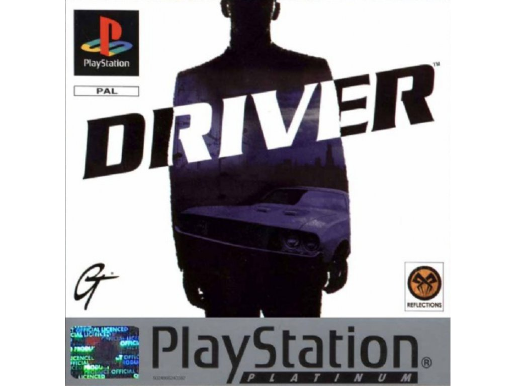 PS1 driver platinum