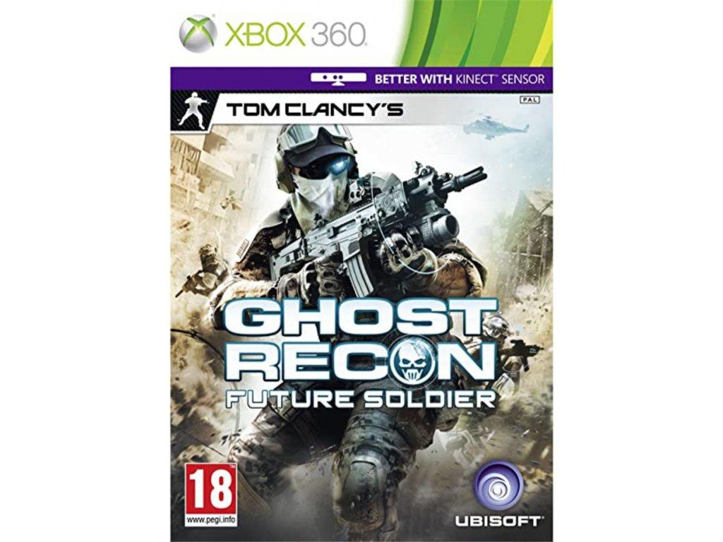 XBOX 360 Tom Clancy's Ghost Recon Future Soldier
