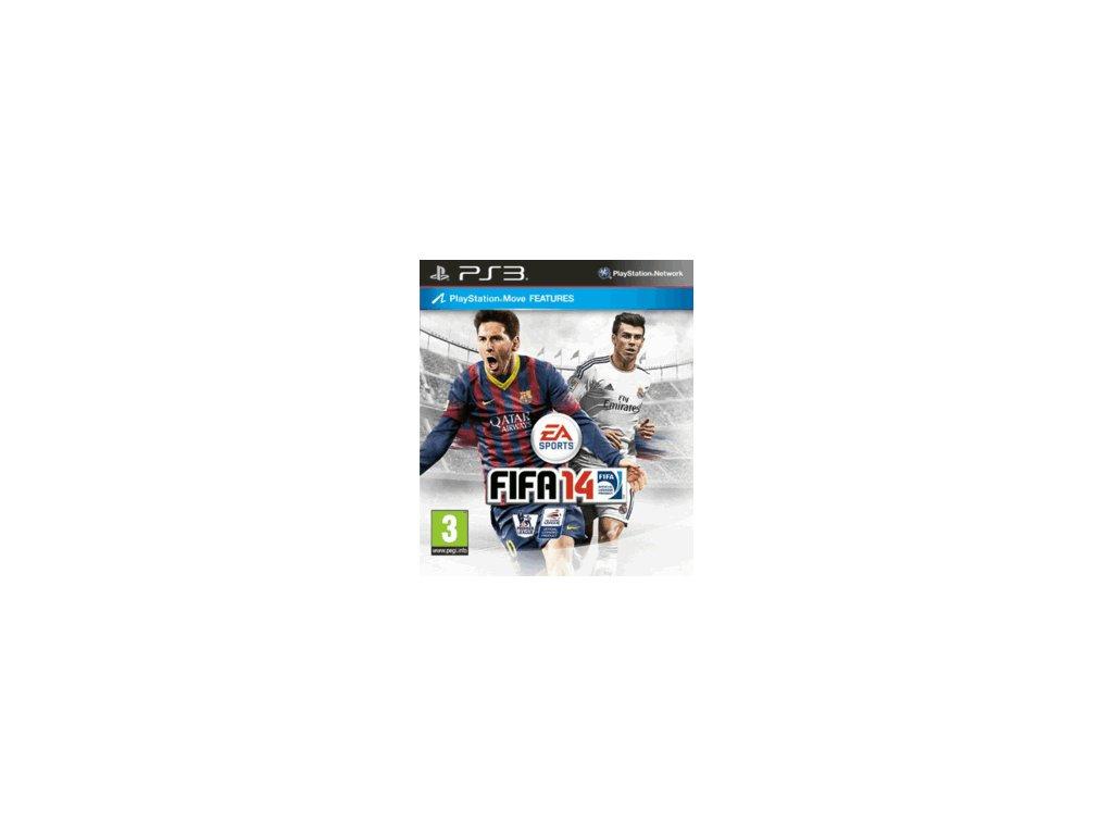 PS3 FIFA 14 CZ