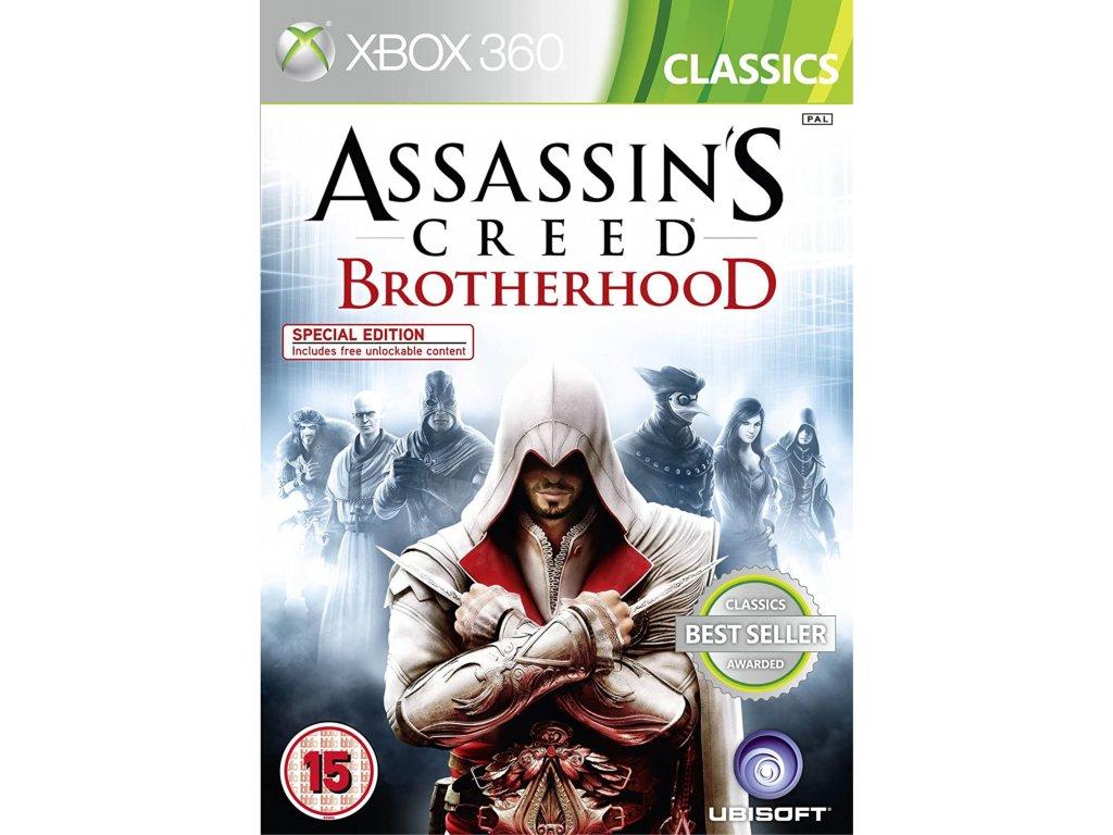 XBOX 360 Assassins Creed Brotherhood classics