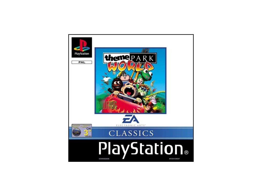 PS1 Theme Park World