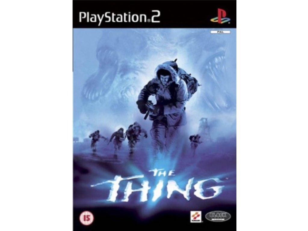 PS2 The Thing