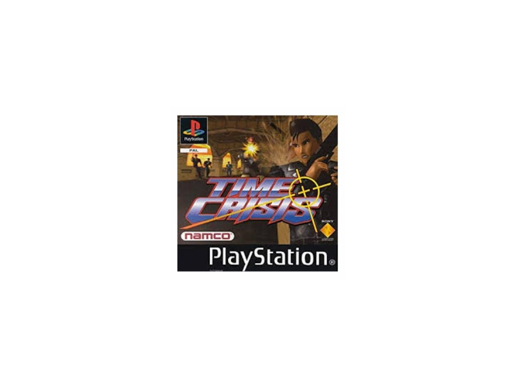 PS1 Time Crisis