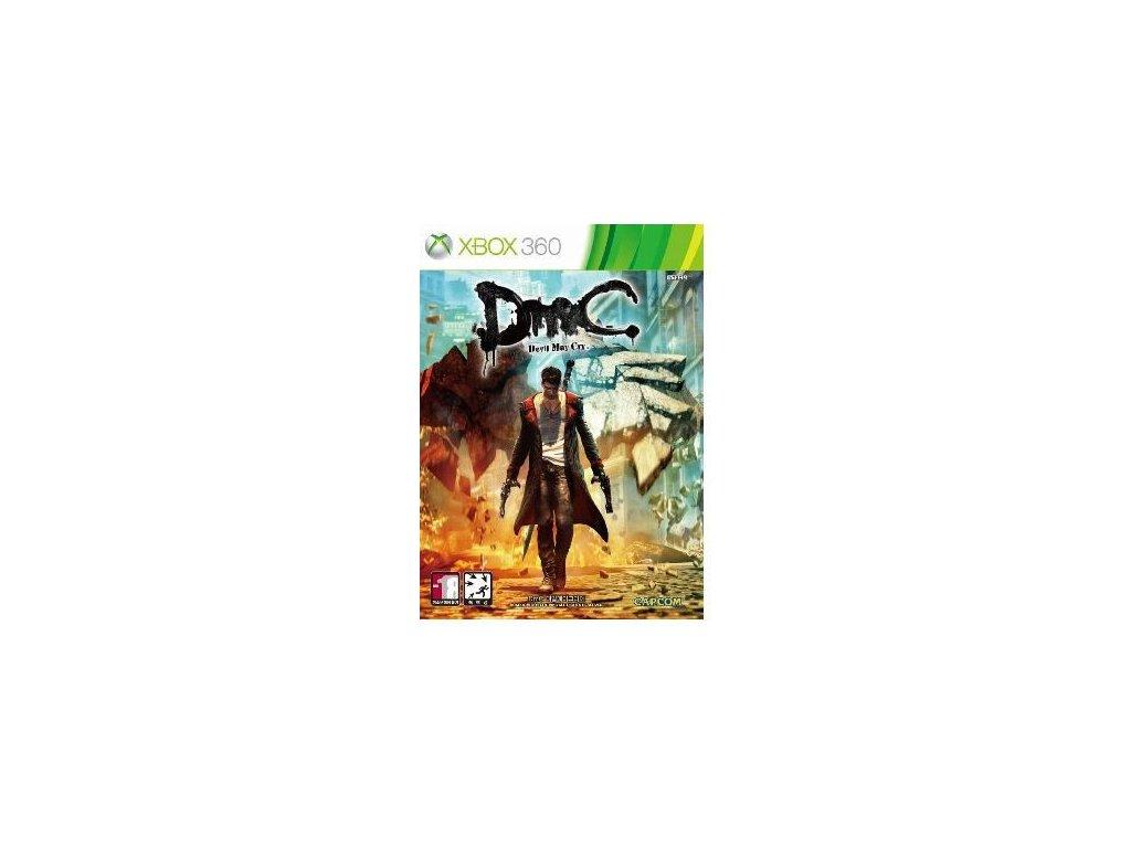 XBOX 360 DmC: Devil May Cry