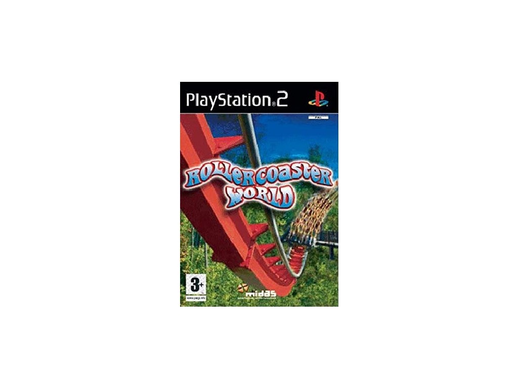 PS2 Rollercoaster World