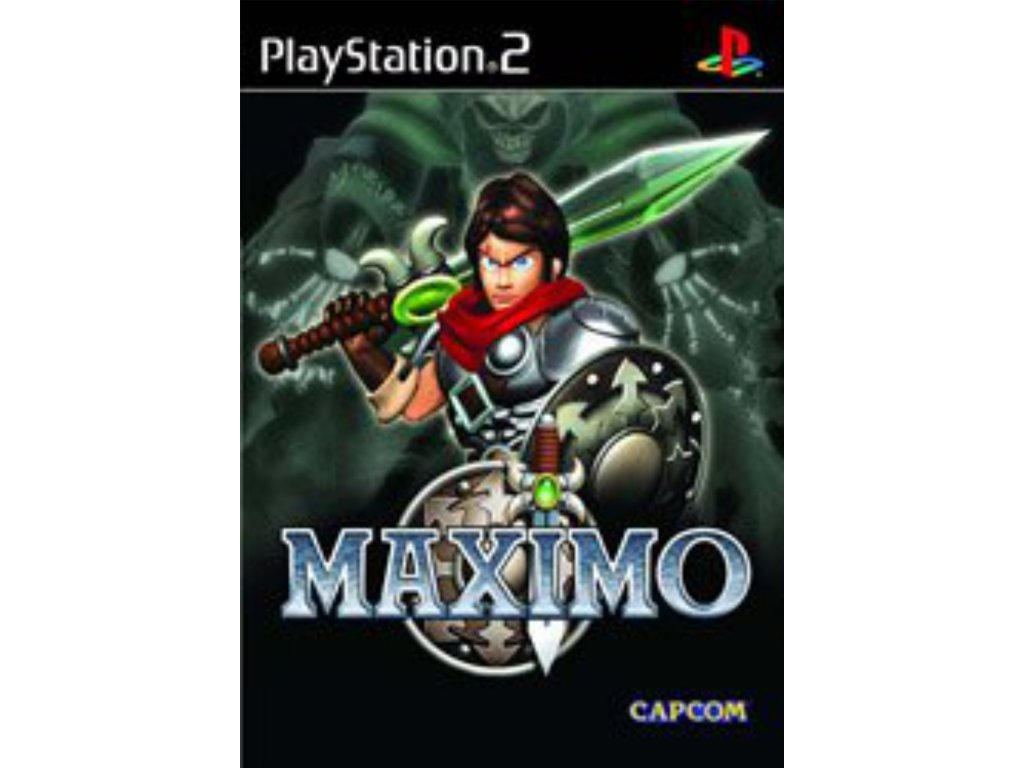 PS2 Maximo Ghosts to Glory