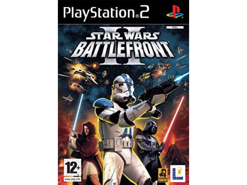 PS2 Star Wars Battlefront II