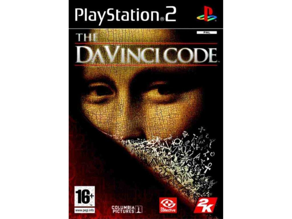 PS2 The Da Vinci Code