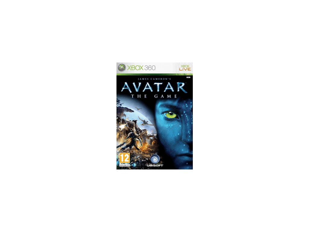 XBOX 360 James Cameron's Avatar: The Game