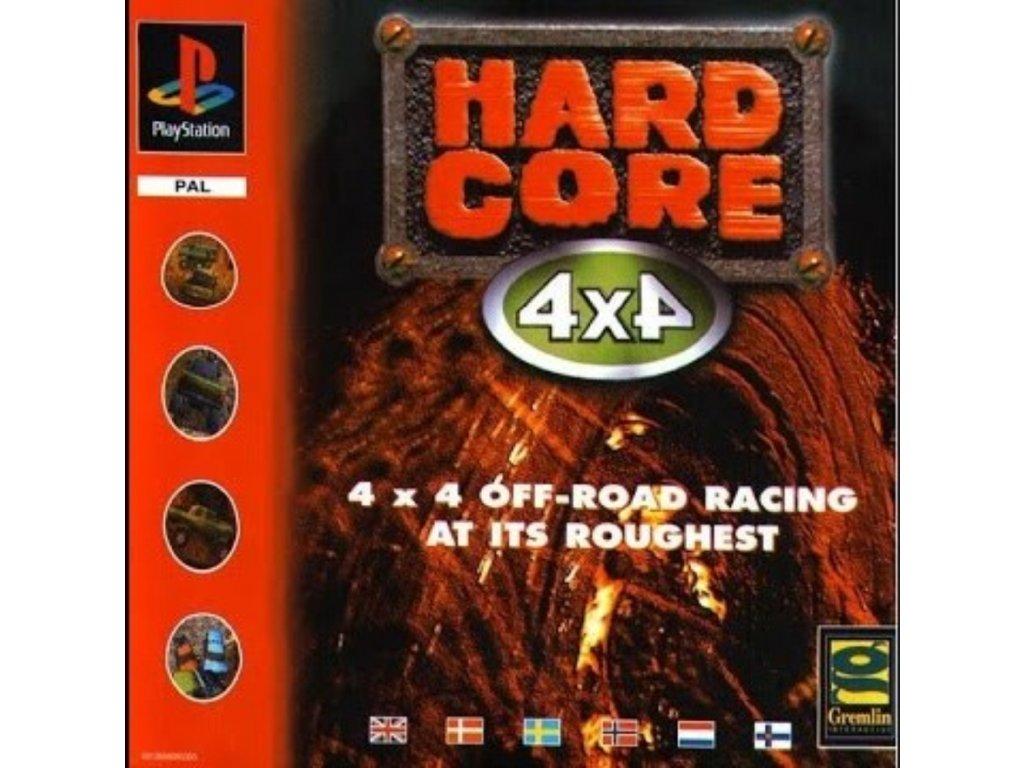 PS1 Hardcore 4X4