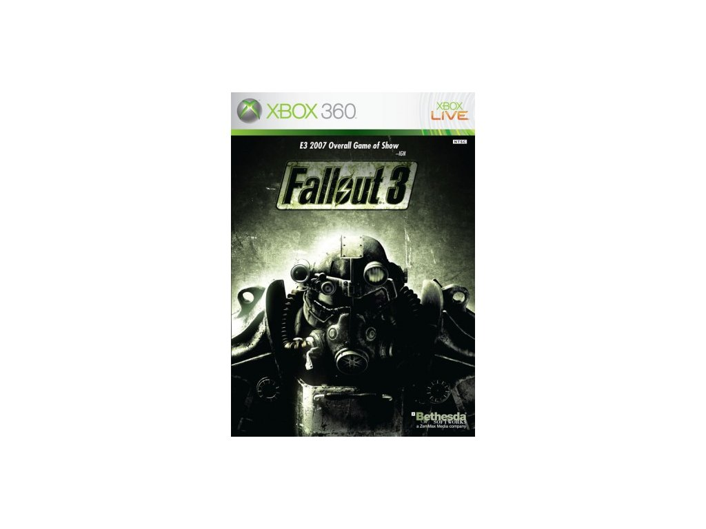 XBOX 360 Fallout 3