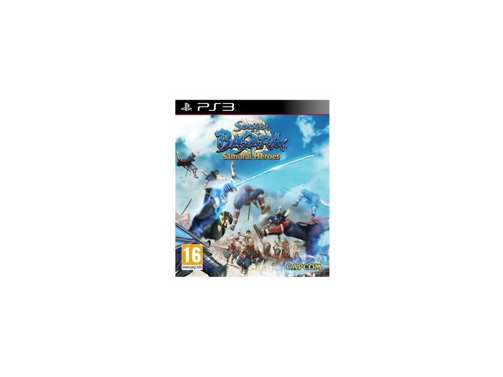 Sengoku Basara Samurai Heroes (PS3)