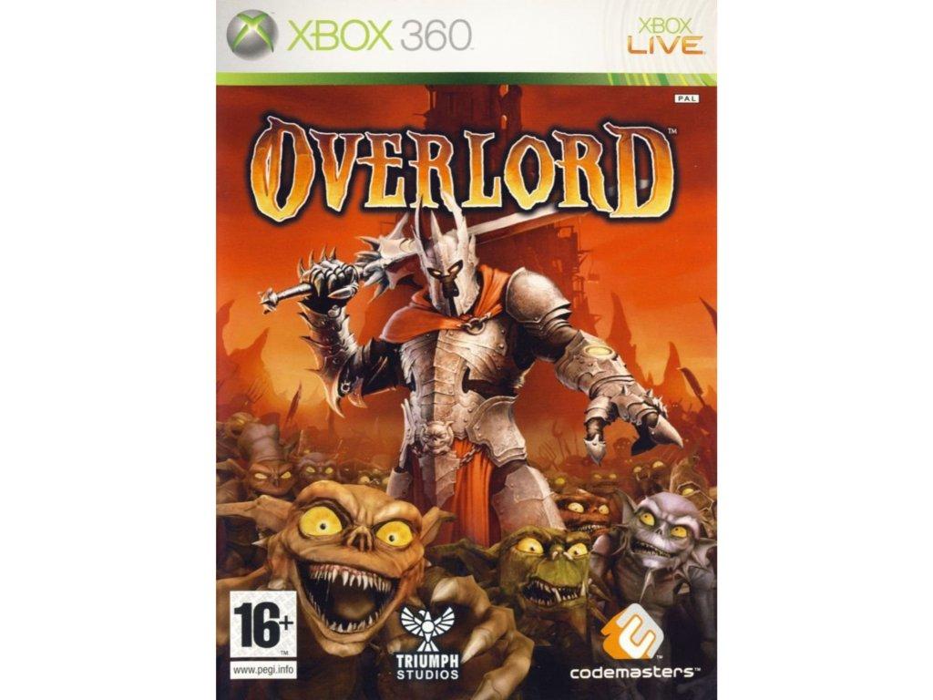 XBOX 360 Overlord Raising Hell