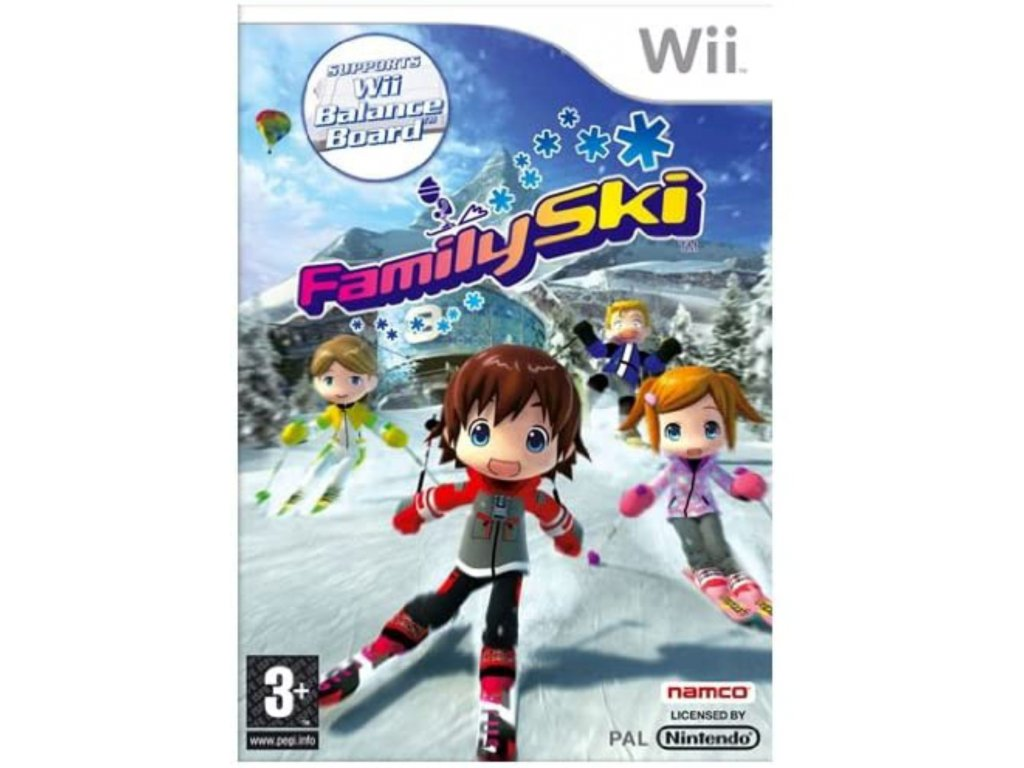 Wii Family Ski