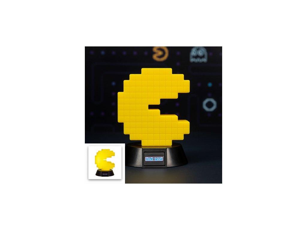 3D světlo Pac Man