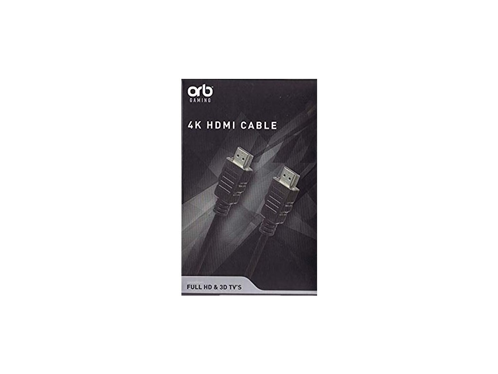 ORB HDMI kabel 2.0 4K 24k