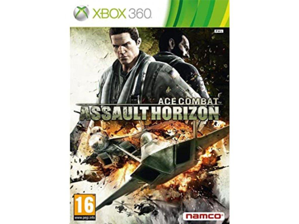 XBOX 360 Ace Combat Assault Horizon