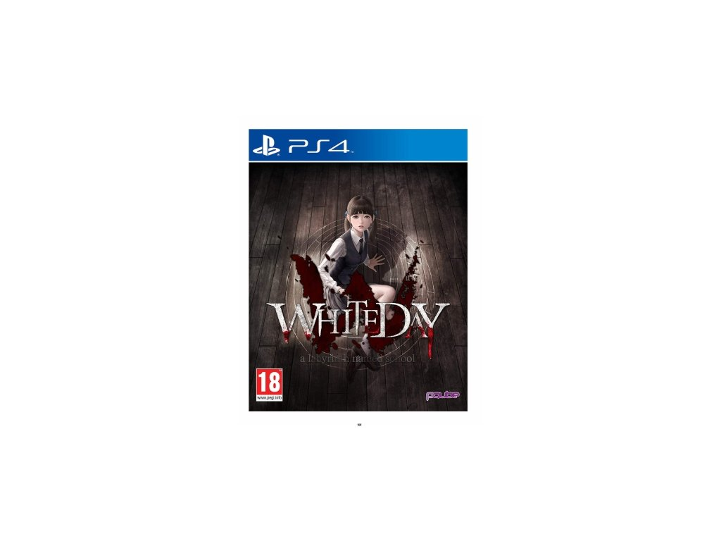 PS4 White Day A Labyrinth Named School