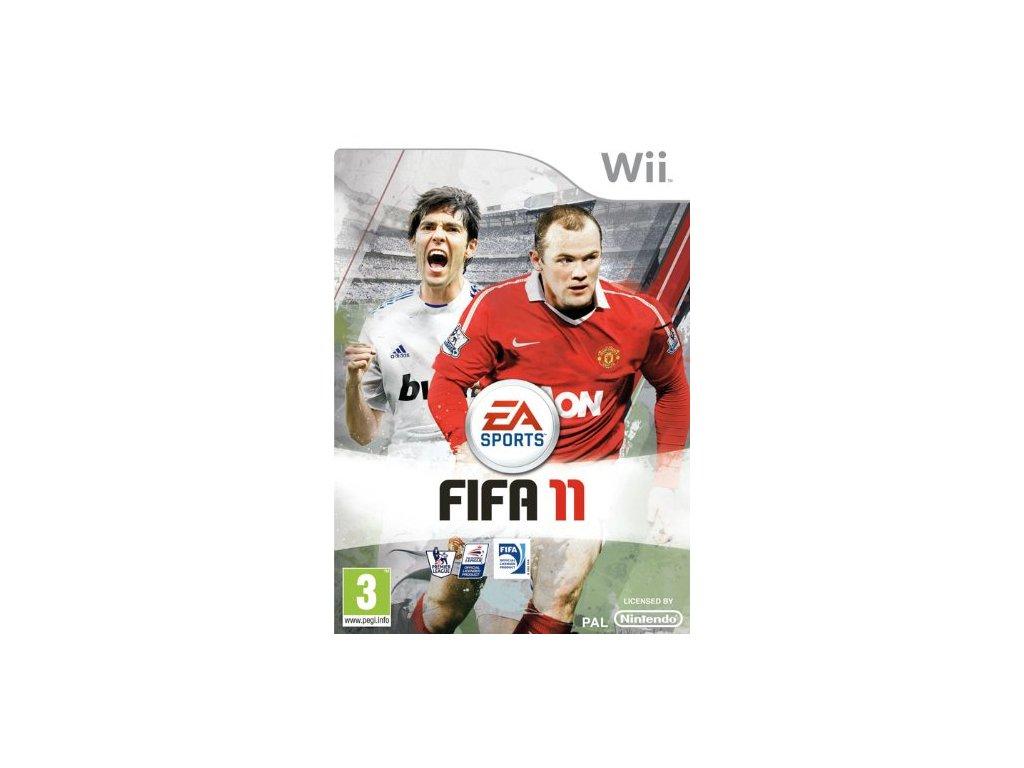 Wii FIFA 11