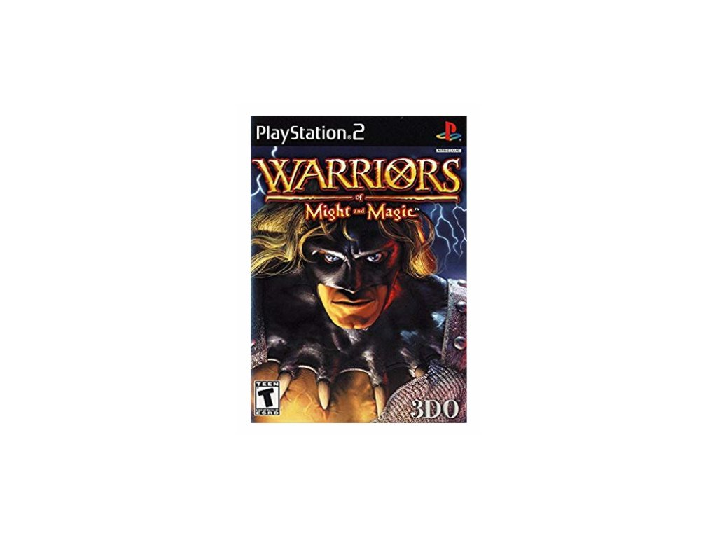 ps2 warriors of might and magic