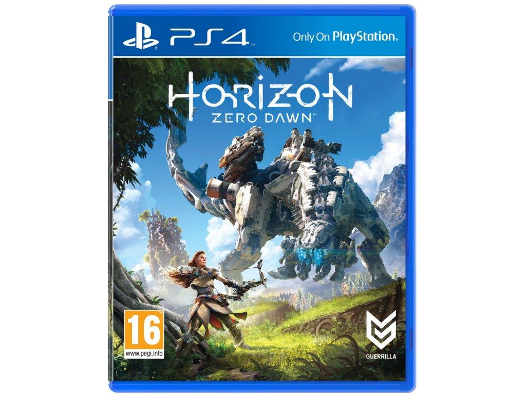PS4 Horizon Zero Dawn bundle