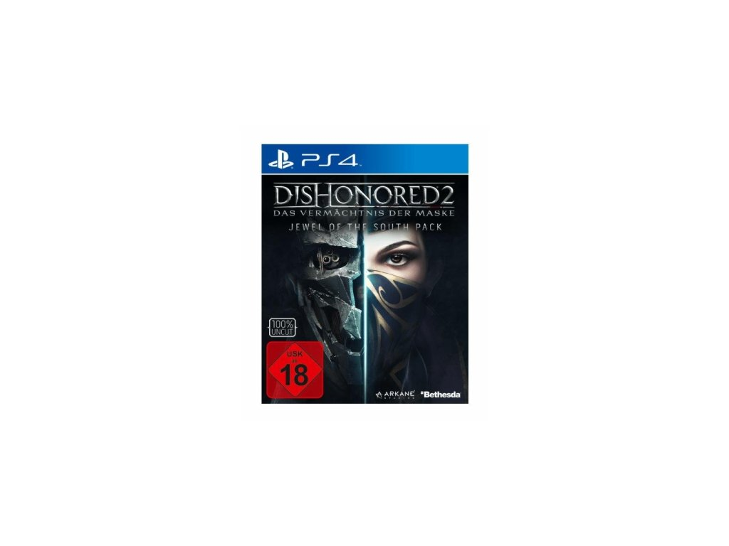 Dishonored 2 The Legacy of the Mask
